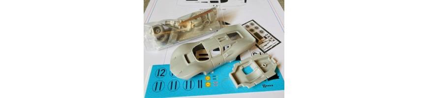 Nouveautés | Toutes les nouveautés en kits, modèles-montés d'usine et modèles resincast chez Kit Miniatures